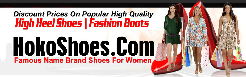 High Heel Shoes and Women's Boots